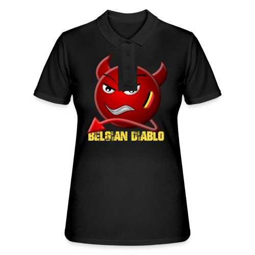 BELGIAN-DIABLO - Women's Polo Shirt