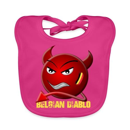 BELGIAN-DIABLO - Bavoir bio Bébé
