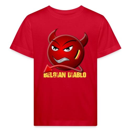BELGIAN-DIABLO - T-shirt bio Enfant