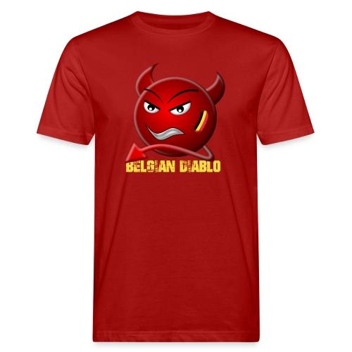 BELGIAN-DIABLO - T-shirt bio Homme