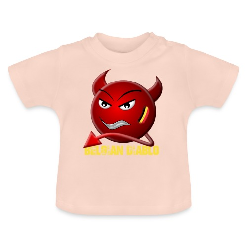 BELGIAN-DIABLO - T-shirt Bébé
