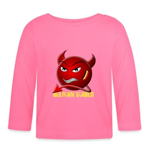 BELGIAN-DIABLO - T-shirt manches longues Bébé