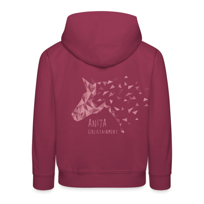 Anita Girlietainment Unicorn Hoodie Kids + Teens