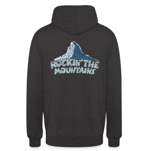 Rockin' the Mountains (Vintage/Hell) S-5XL T-Shirt - Unisex Hoodie