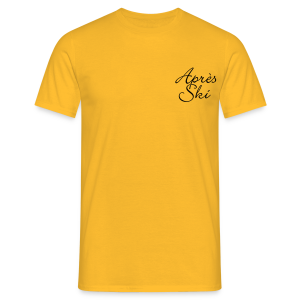 Après-Ski (Klassisch) S-3XL T-Shirt - Männer T-Shirt