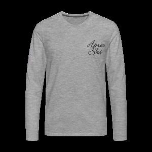 Après-Ski (Klassisch) S-3XL T-Shirt - Männer Premium Langarmshirt