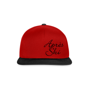Après-Ski (Klassisch) S-3XL T-Shirt - Snapback Cap