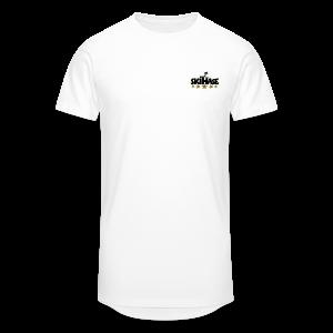 5 Sterne Skihase Gold S-3XL T-Shirt - Männer Urban Longshirt