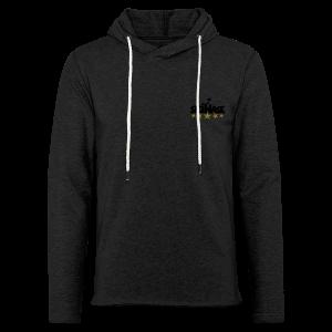 5 Sterne Skihase Gold S-3XL T-Shirt - Leichtes Kapuzensweatshirt Unisex