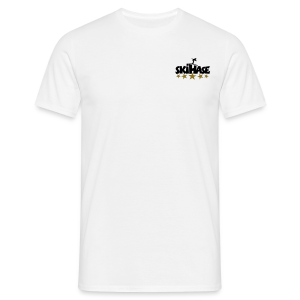 5 Sterne Skihase Gold S-3XL T-Shirt - Männer T-Shirt