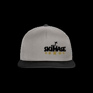 5 Sterne Skihase Gold S-3XL T-Shirt - Snapback Cap