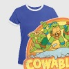 TMNT Teenage Mutant Surfing Turtles - Women's Ringer T-Shirt