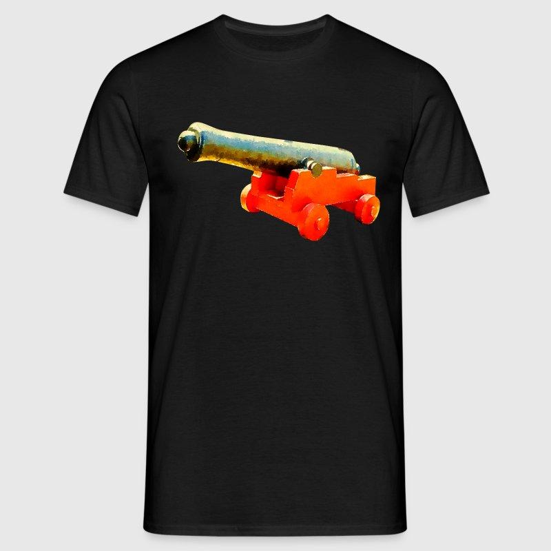 kanone T-Shirts - Männer T-Shirt