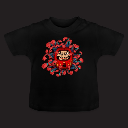 Body Daruma style - T-shirt Bébé