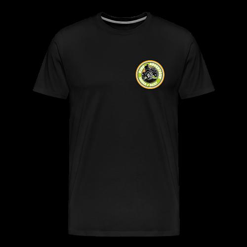 KINGSHOODIE - Männer Premium T-Shirt