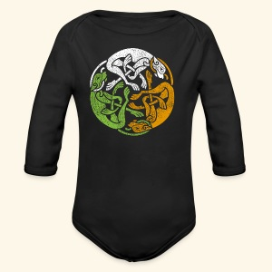 St. Patrick's Day Shirt Ireland Flag Celtic Dogs