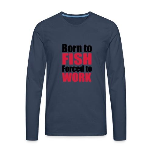 FTWE Hoodie #1 - Men's Premium Longsleeve Shirt