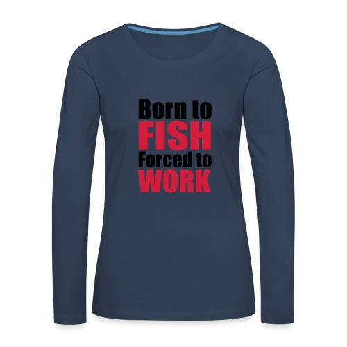 FTWE Hoodie #1 - Women's Premium Longsleeve Shirt