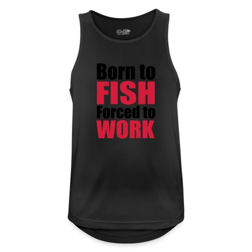 FTWE Hoodie #1 - Men's Breathable Tank Top