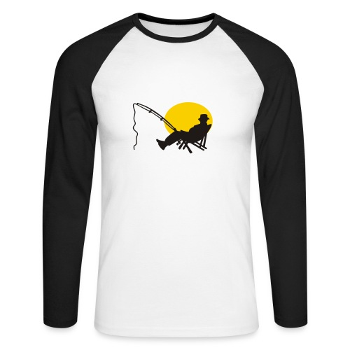 FTWE Hoodie #2 - Men's Long Sleeve Baseball T-Shirt
