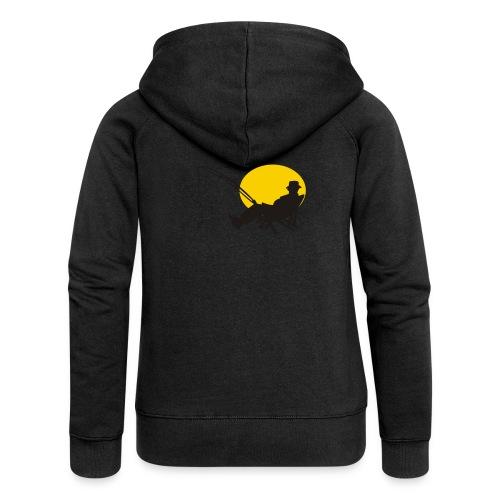 FTWE Hoodie #2 - Women's Premium Hooded Jacket