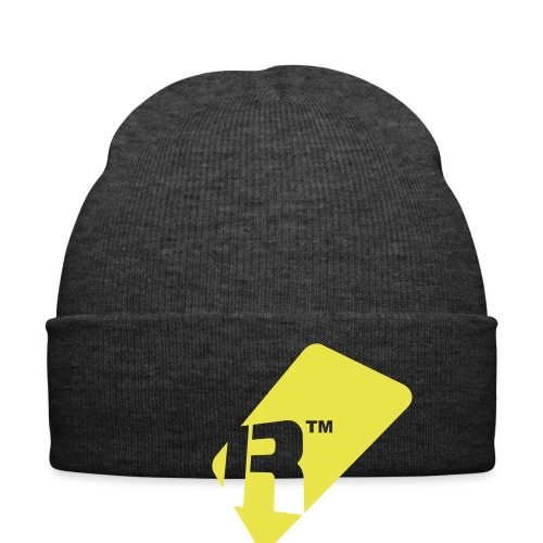 Winter Hat - Yellow Renoise Tag - Winter Hat