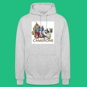 CAMERONE combat - Sweat-shirt à capuche unisexe