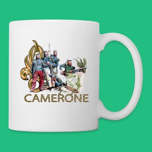 CAMERONE combat - Mug blanc