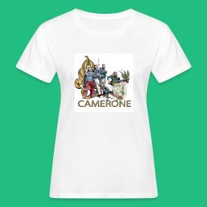 CAMERONE combat - T-shirt bio Femme