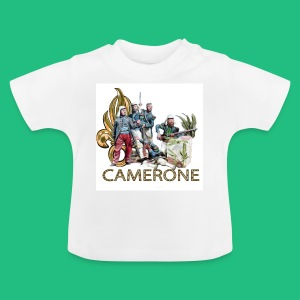 CAMERONE combat - T-shirt Bébé