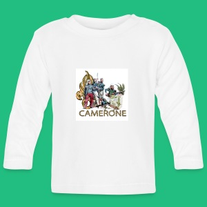 CAMERONE combat - T-shirt manches longues Bébé
