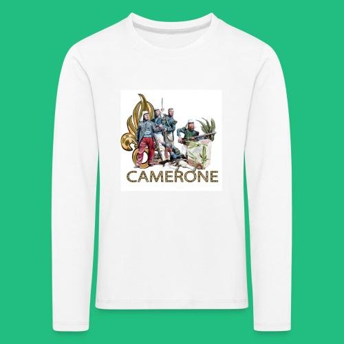 CAMERONE combat - T-shirt manches longues Premium Enfant