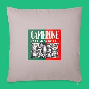 CAMERONE 30 - Housse de coussin décorative 44x 44cm
