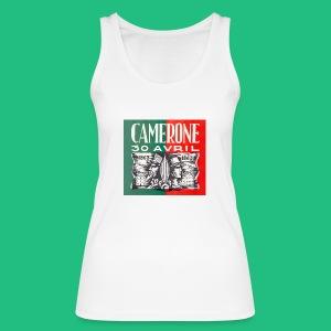 CAMERONE 30 - Débardeur bio Femme