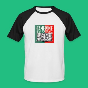 CAMERONE 30 - T-shirt baseball manches courtes Homme