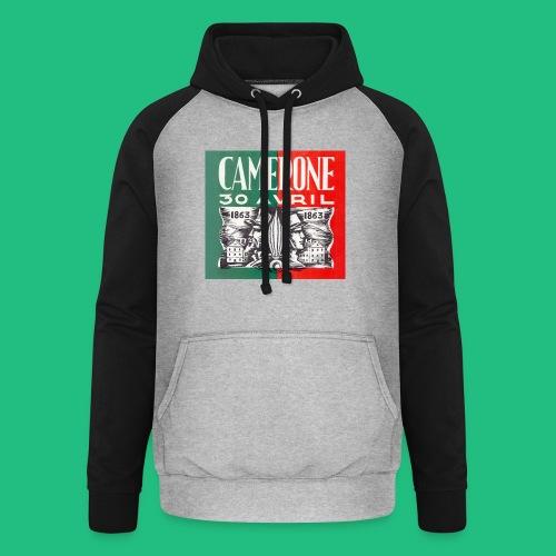 CAMERONE 30 - Sweat-shirt baseball unisexe