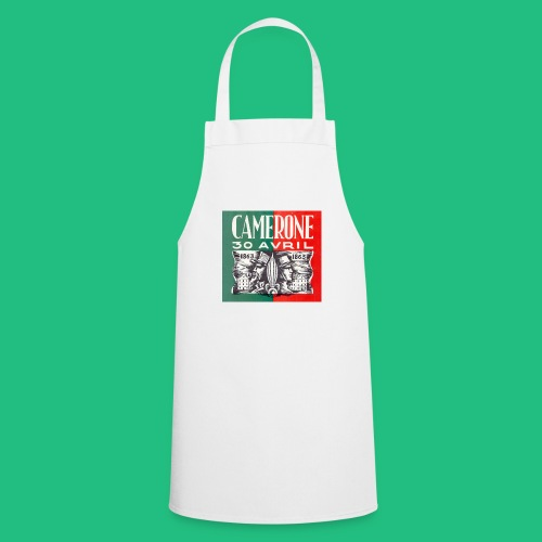 CAMERONE 30 - Tablier de cuisine
