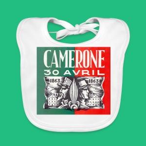 CAMERONE 30 - Bavoir bio Bébé
