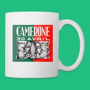 Badge Pins CAMERONE 30 - Tasse
