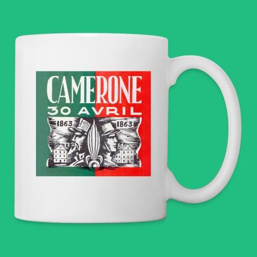 CAMERONE 30 - Mug blanc