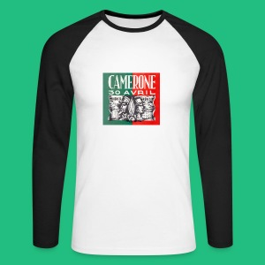 CAMERONE 30 - T-shirt baseball manches longues Homme