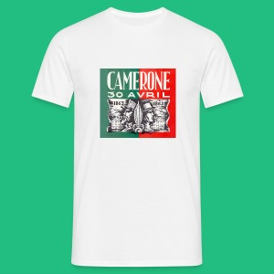CAMERONE 30 - T-shirt Homme