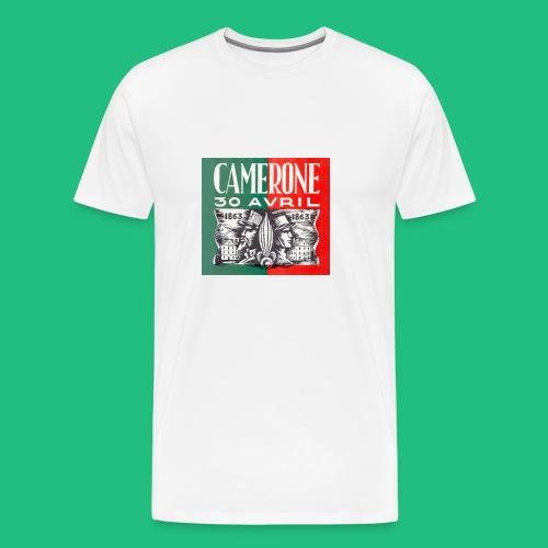 CAMERONE 30 - T-shirt Premium Homme