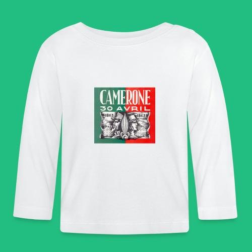 CAMERONE 30 - T-shirt manches longues Bébé