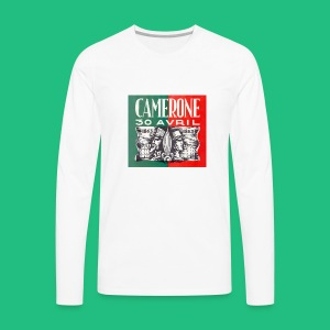 CAMERONE 30 - T-shirt manches longues Premium Homme
