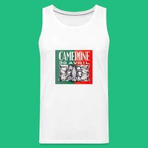 CAMERONE 30 - Débardeur Premium Homme