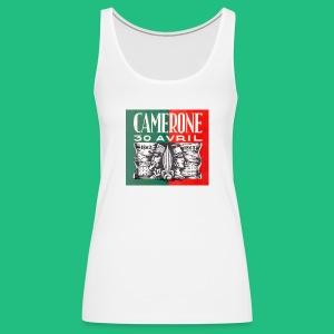 CAMERONE 30 - Débardeur Premium Femme