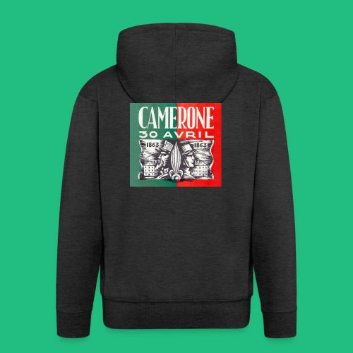 CAMERONE 30 - Veste à capuche Premium Homme