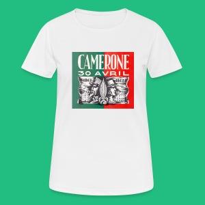 CAMERONE 30 - T-shirt respirant Femme