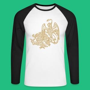 AIGLE CAMERONE - T-shirt baseball manches longues Homme
